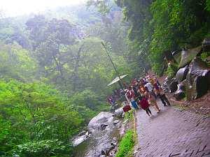 Kawasan wisata Cobanrondo