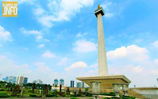 Monas atau Monumen Nasional Jakarta