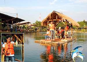 Wisata Kuliner Sambil Mancing dan Wisata Edukasi di Godong Ijo