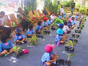 Planting Class