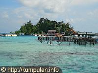Pulau Tidung di Kepulauan Seribu